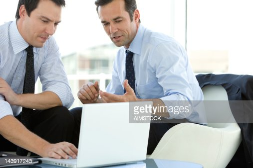 Business Partners : Stock Photo
