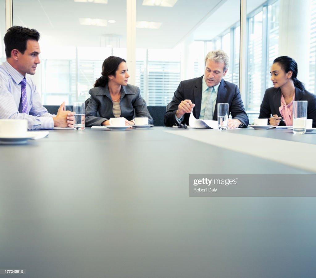Business People Meetin...