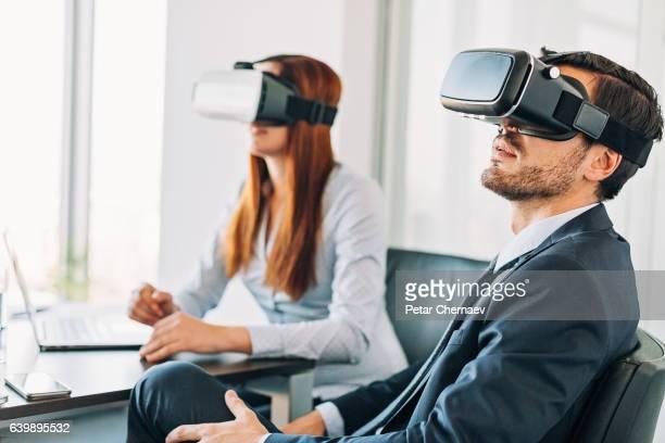 VR business
