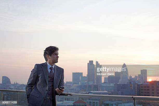 Business Portraits in the city