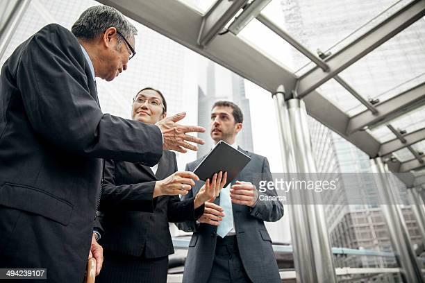 Presentazione d'affari