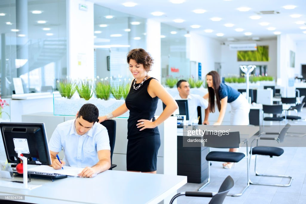 Business proposal : Stock Photo