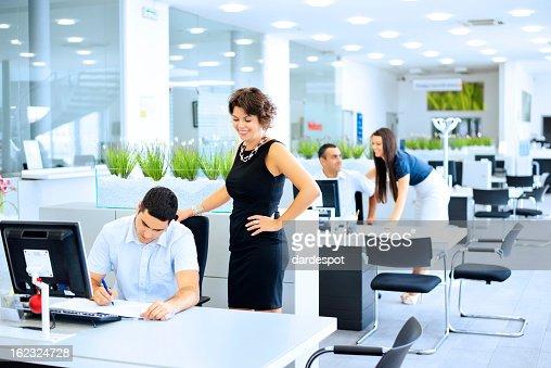 Business proposal : Stock Photo