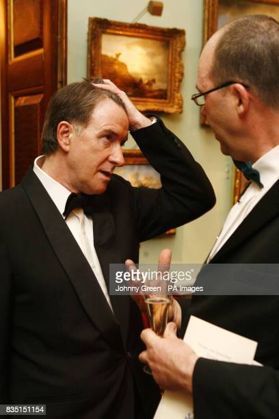 Business Secretary Lord Mandelson attends the annual Trade and Industry Dinner at Mansion House in the City of London hosted by the Lord Mayor of the...