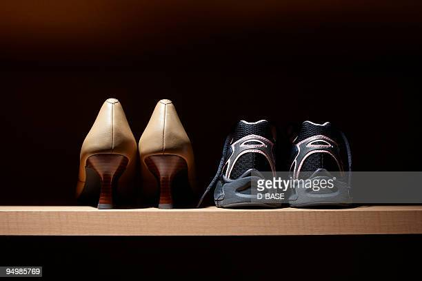 Business shoes or Running shoes