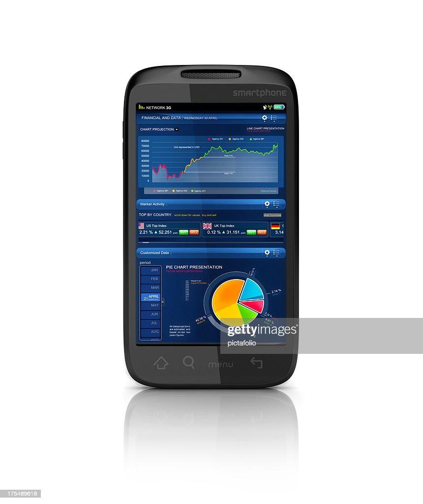 business stocks mobile app