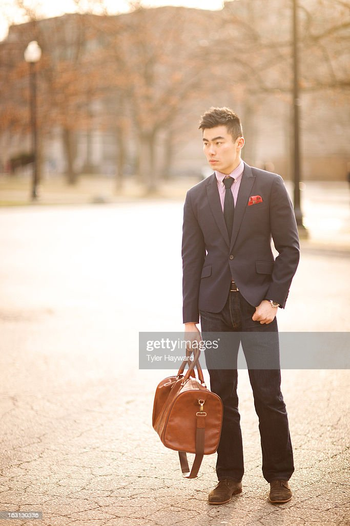 Business Student : Stock Photo