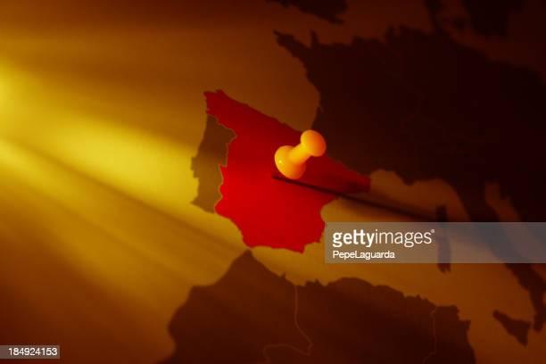 Objectifs d'affaires: L'Espagne
