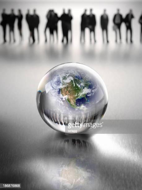 Business Team Around the World
