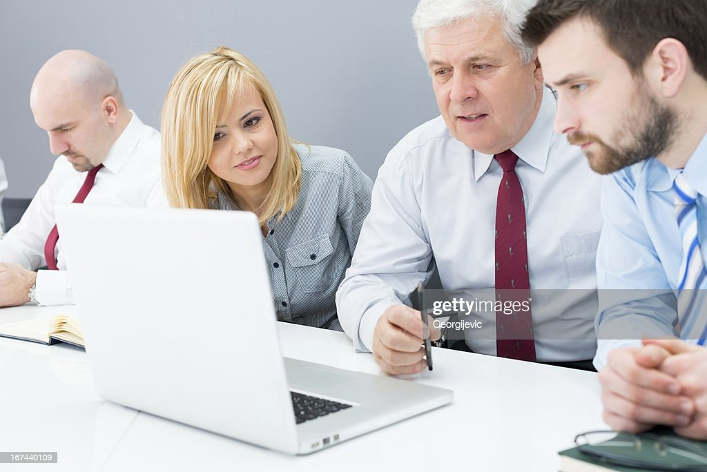 Business team : Stock Photo