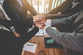 business team to cooperate in the work in the enterprise.