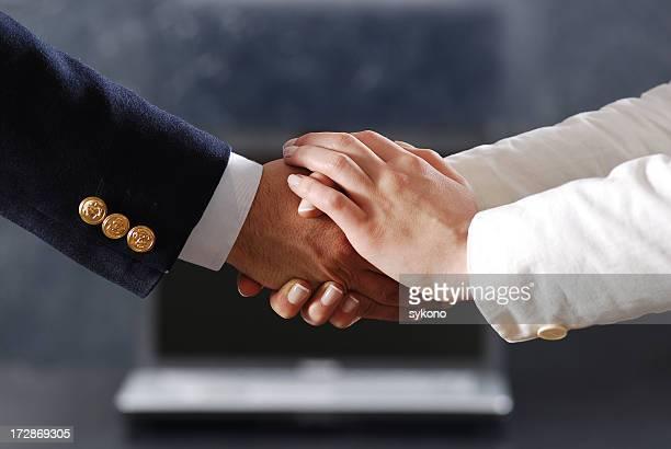 business Zusammenhalt