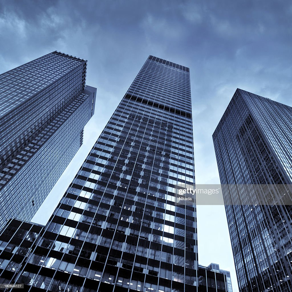 Business Towers : Stock Photo
