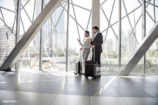 Business travel in Dubai