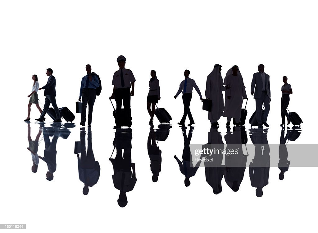 Business Travel. : Stock Photo