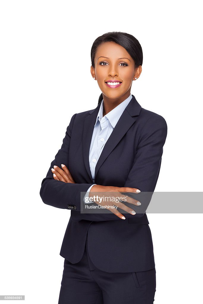 Business woman. : Stock Photo
