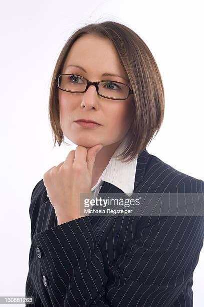 Business woman, 30, portrait