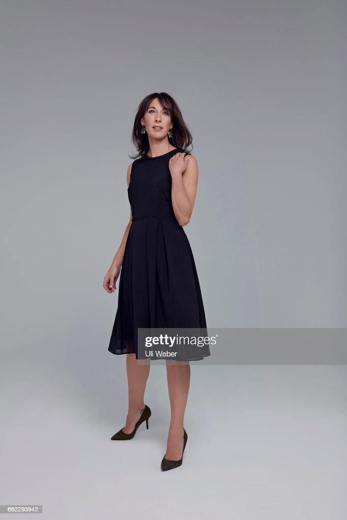Business woman Samantha Cameron is photographed for the Times magazine on January 31, 2017 in London, England.