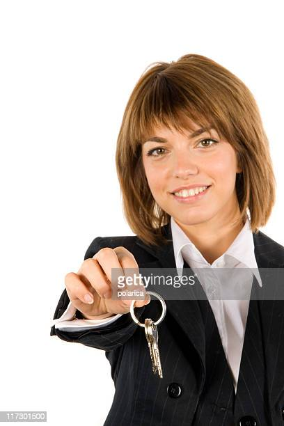 Business woman series