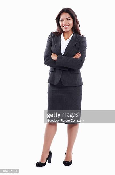 ビジネスの女性、信頼性