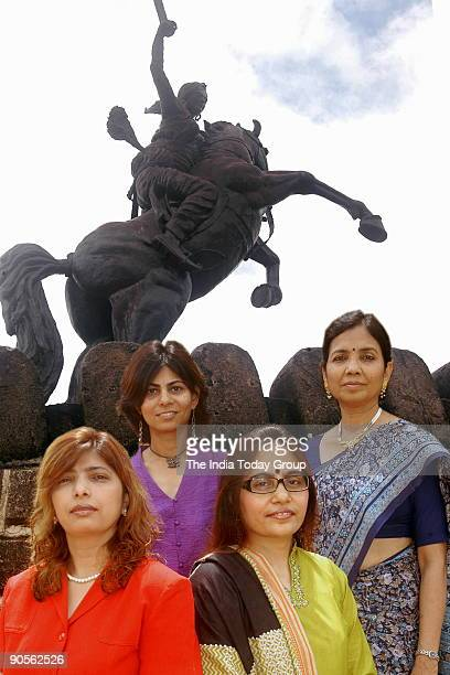 Business Women in Ahmedabad Gujarat India