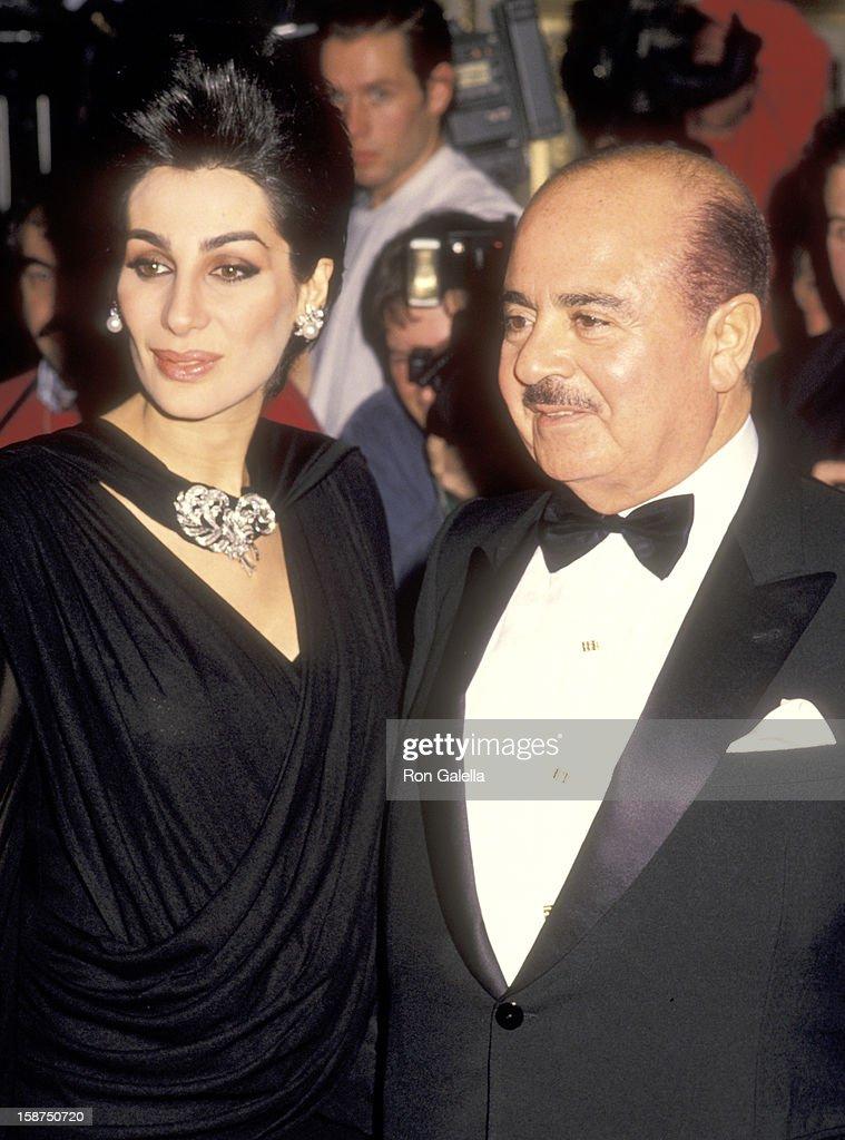 Adnan Khashoggi Getty Images