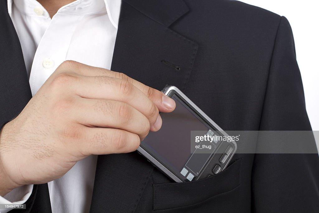 Businessman detail