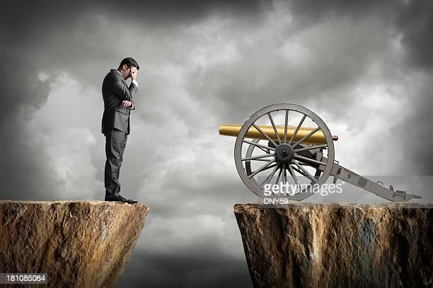 Businessman Facing Pressure