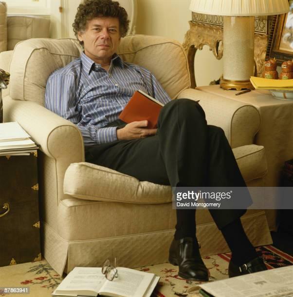Businessman Gordon Getty circa 1985 He is the son of oil tycoon J Paul Getty