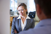Unwelcome advances in workplace
