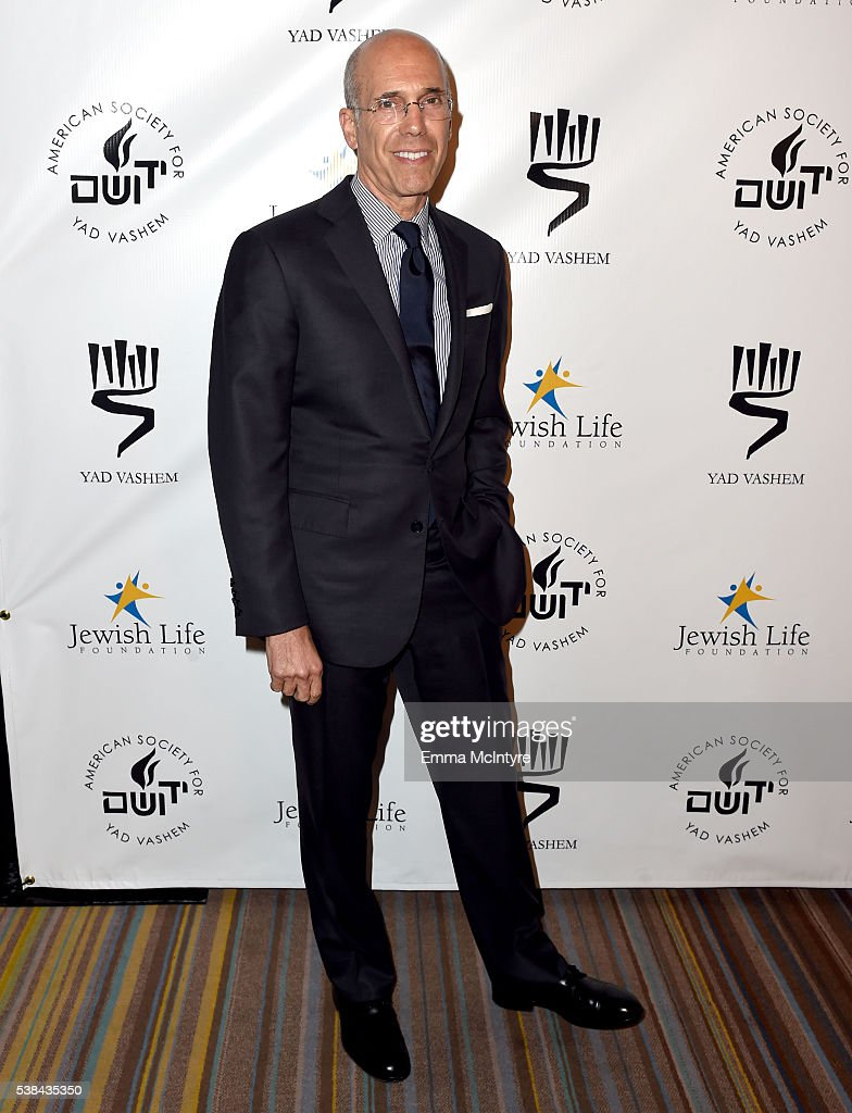 Businessman Jeffery Katzenberg attends the Salute to Hollywood Benefit Gala at the Beverly Wilshire Four Seasons Hotel on June 6, 2016 in Beverly Hills, California.