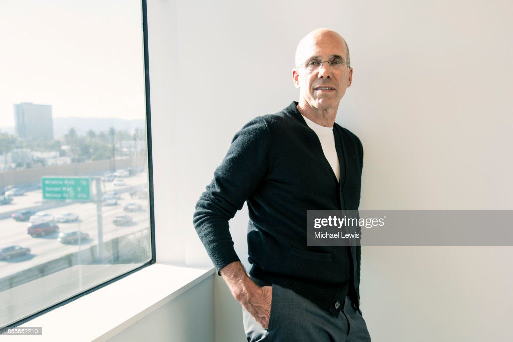 Businessman Jeffrey Katzenberg photographed for Variety on September 13, 2016, in Los Angeles, California.