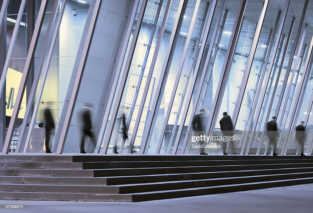 Businessman looking for the next big thing : Stock Photo