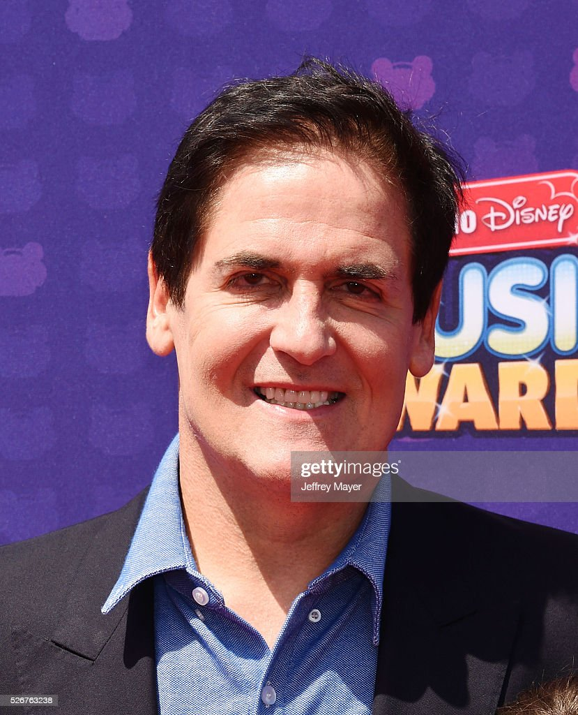 Businessman Mark Cuban attends the 2016 Radio Disney Music Awards at the Microsoft Theater on April 30, 2016 in Los Angeles, California.
