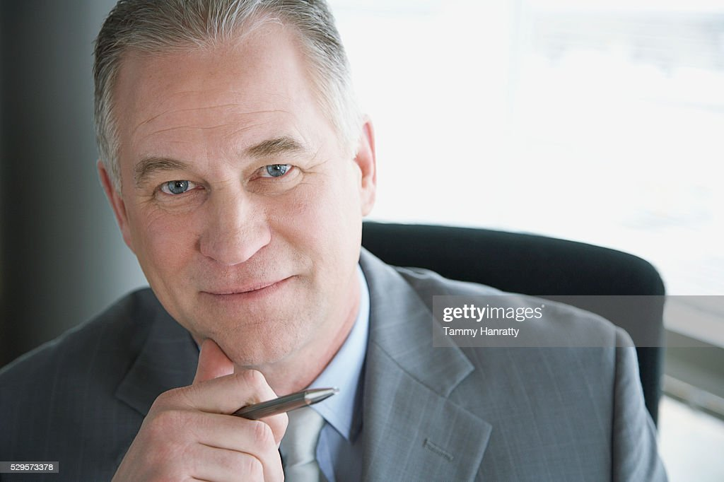 Businessman : Foto stock