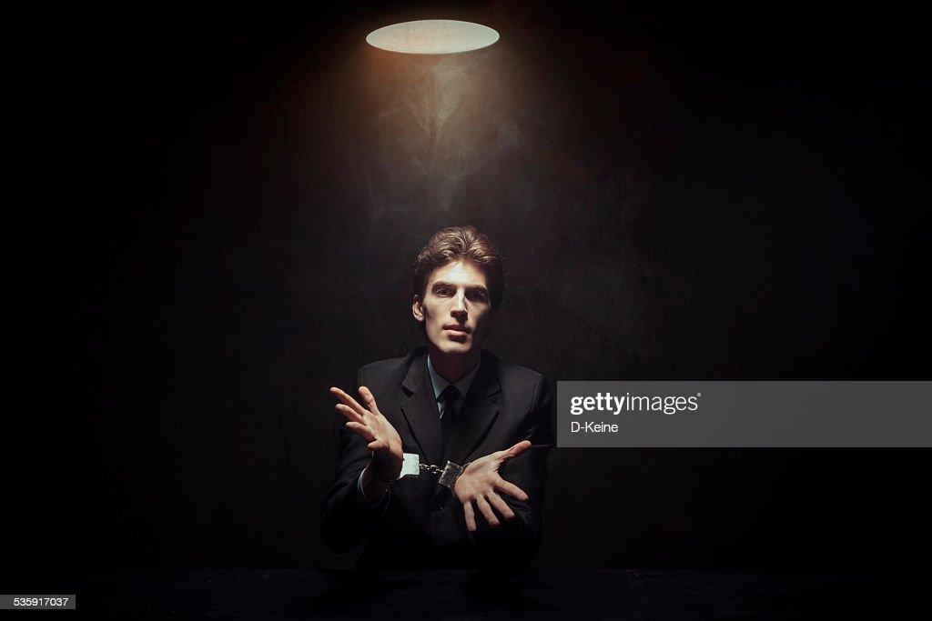 Empresário : Foto de stock