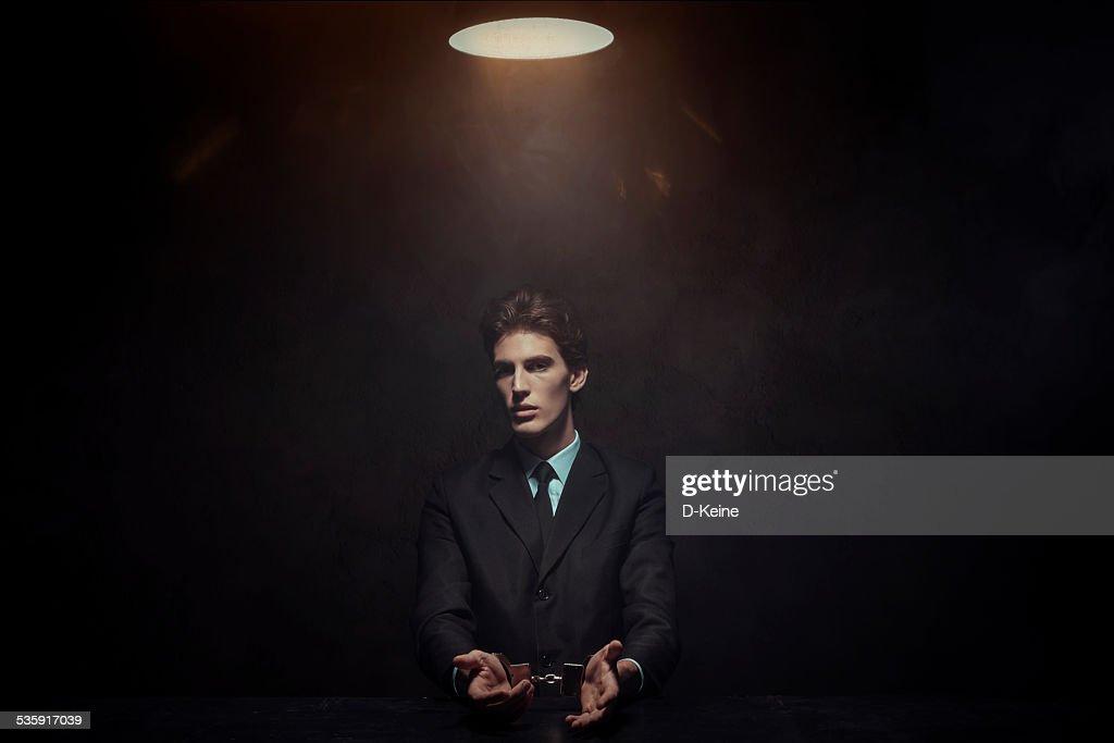 Hombre de negocios : Foto de stock