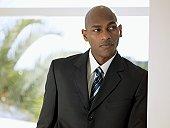 Businessman (portrait)