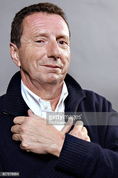 businessman Pierre Botton Photographed in PARIS