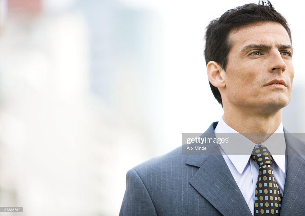 Businessman, portrait
