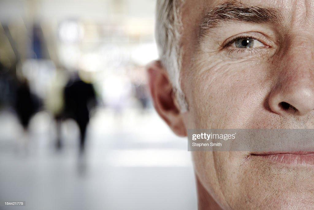 Businessman portraits : Stock Photo