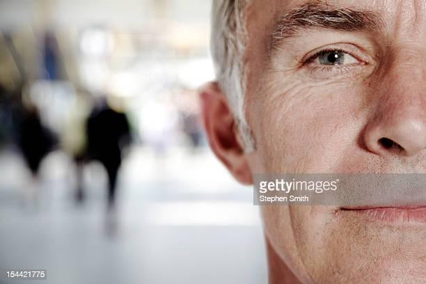 Businessman portraits