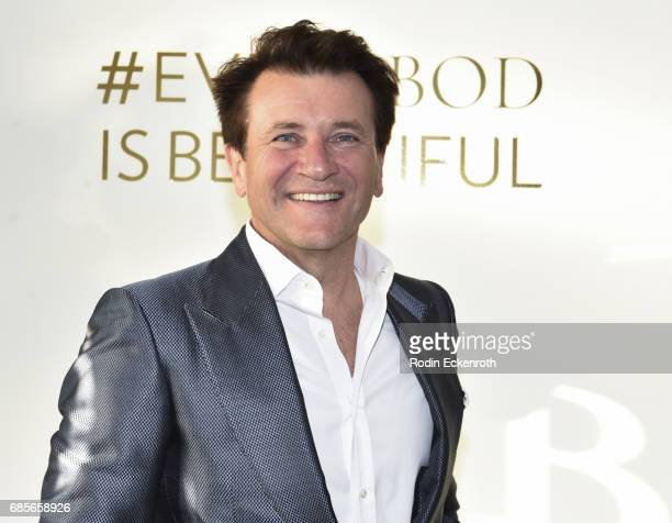 Businessman Robert Herjavec attends the grand opening of The Bod by Kym Herjavec on May 19 2017 in Beverly Hills California