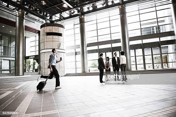 実業家ランニング、Multi 民族 (て、京都,日本