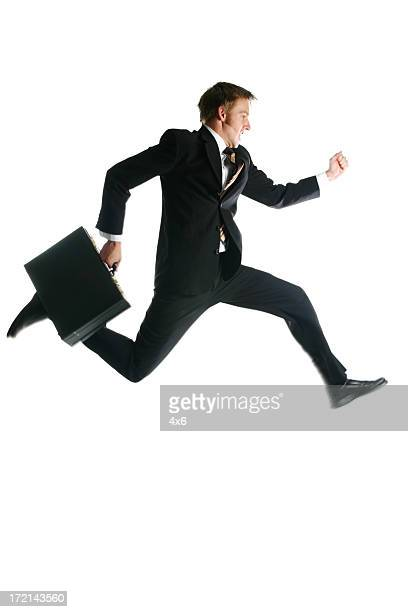 Businessman - Speed
