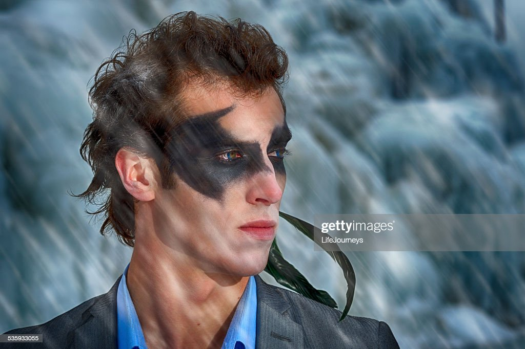 Businessman Super Hero : Stock Photo