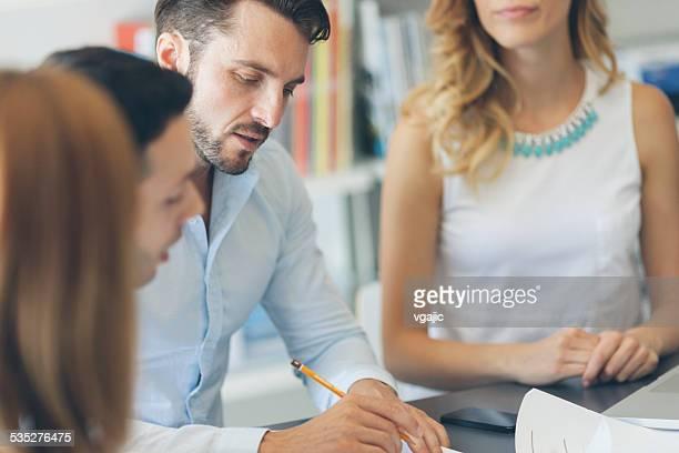 ビジネスマンはミーティングにも最適です。