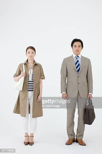 Businesspeople, portrait