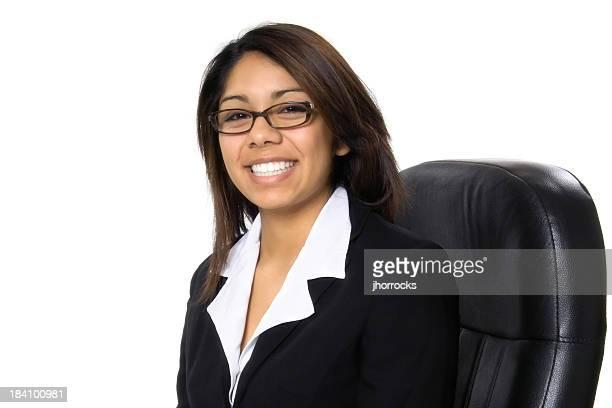 Businesswoman Headshot