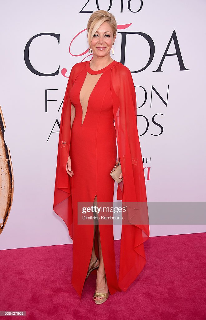 Businesswoman Nadja Swarovski attends the 2016 CFDA Fashion Awards at the Hammerstein Ballroom on June 6, 2016 in New York City.